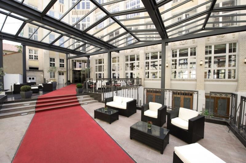 Hotel Wyndham Garden Berlin Mitte günstig bei weg.de buchen - Bild von FTI Touristik
