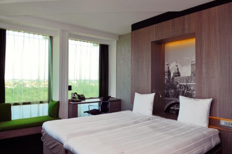Hotel Ramada Apollo Amsterdam Centre in Amsterdam & Umgebung - Bild von FTI Touristik