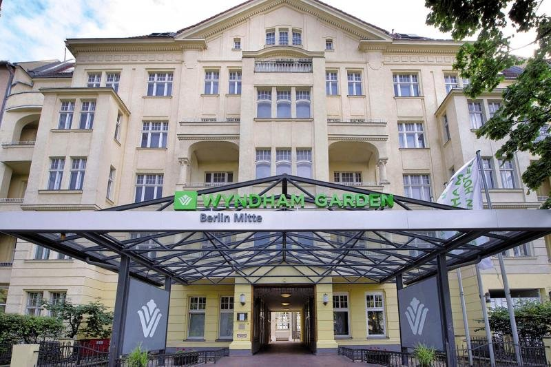 Hotel Wyndham Garden Berlin Mitte 77 Bewertungen - Bild von FTI Touristik