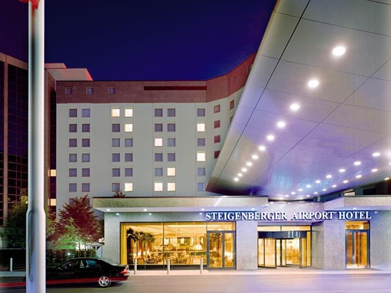 Steigenberger Airport Hotel Frankfurt günstig bei weg.de buchen - Bild von FTI Touristik