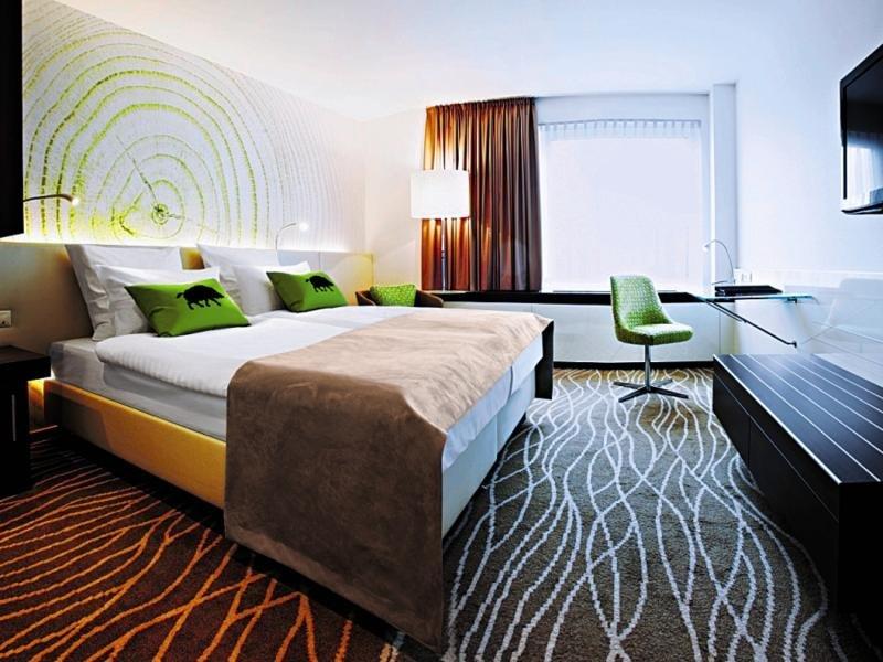 Steigenberger Airport Hotel Frankfurt 3 Bewertungen - Bild von FTI Touristik