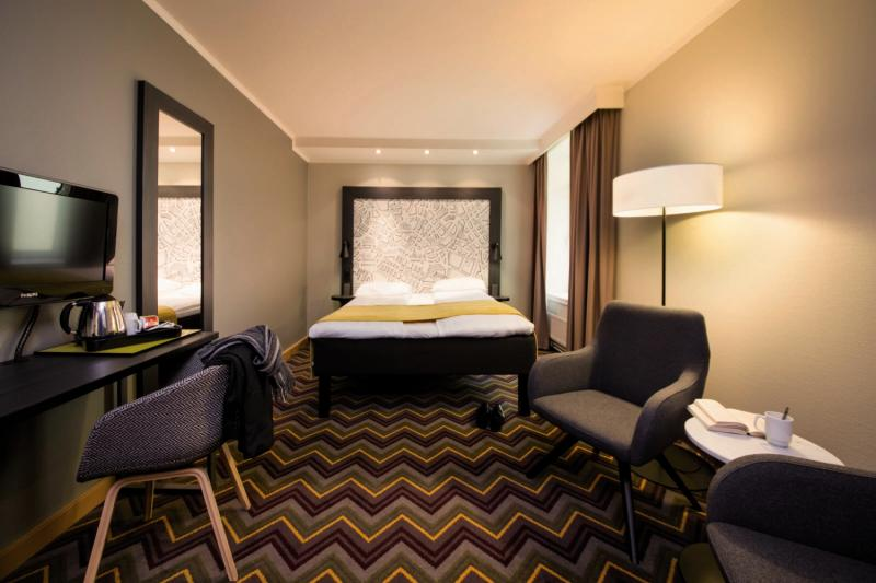 Hotel Scandic Oslo City 2 Bewertungen - Bild von FTI Touristik