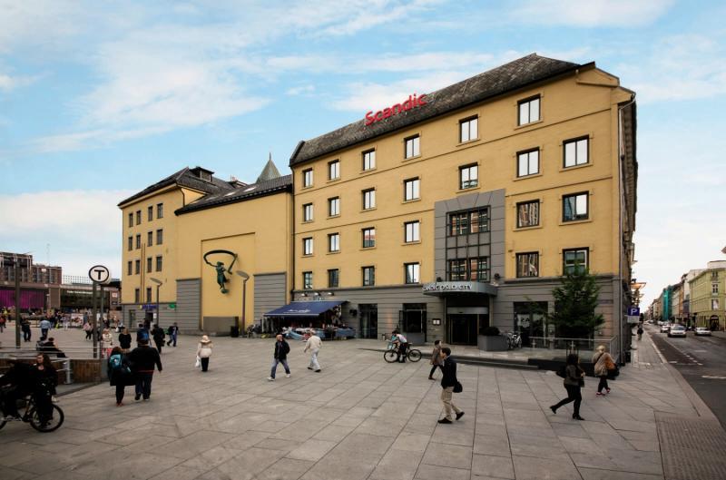 Hotel Scandic Oslo City günstig bei weg.de buchen - Bild von FTI Touristik