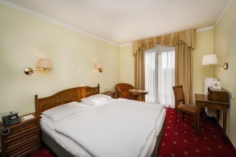 Hotelzimmer mit Familienfreundlich im Hotel Prinz Eugen Wien