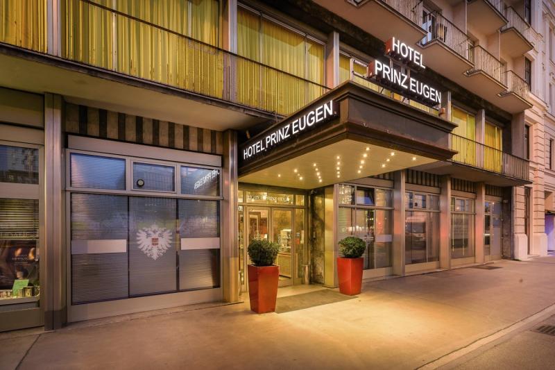 Hotel Prinz Eugen Wien in Wien und Umgebung - Bild von FTI Touristik