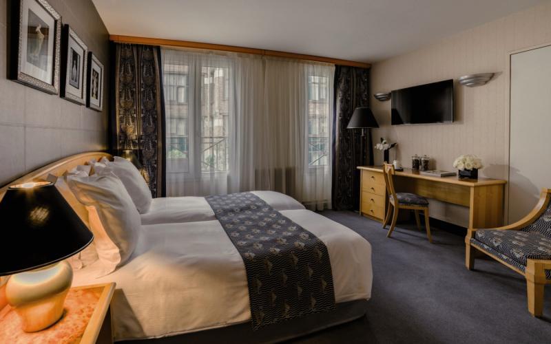 Hotel Les Jardins du Marais in Ile de France - Bild von FTI Touristik