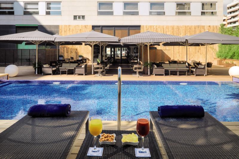 Hotel H10 Itaca in Barcelona & Umgebung - Bild von FTI Touristik