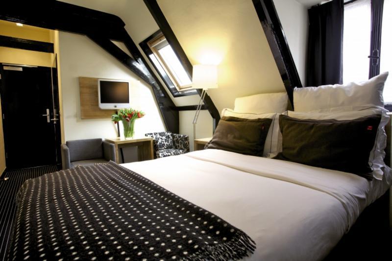 Hotelzimmer mit Kinderbetreuung im Catalonia Vondel Amsterdam