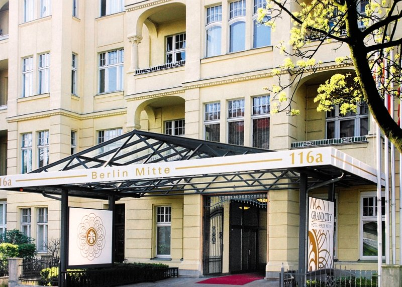 Hotel Wyndham Garden Berlin Mitte in Berlin - Bild von FTI Touristik