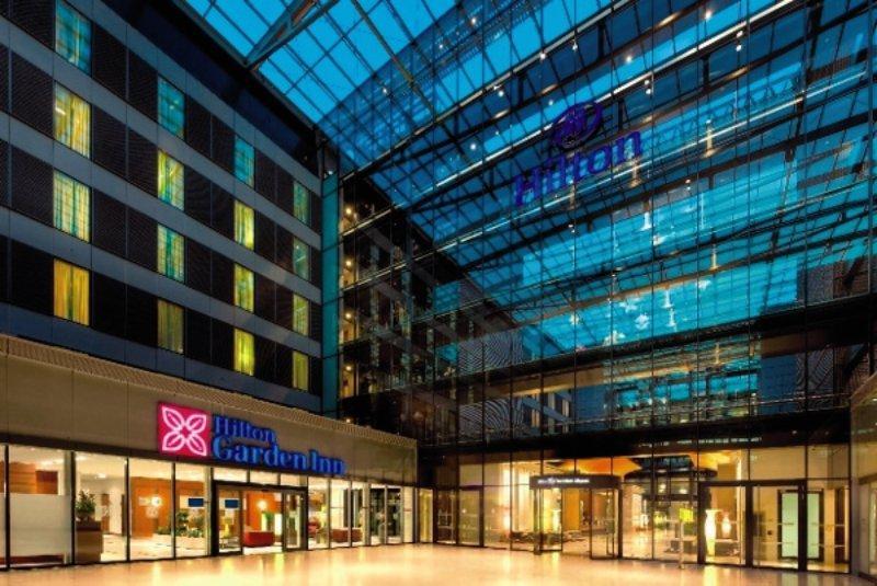 Hotel Hilton Garden Inn Frankfurt Airport in Rhein-Main Region - Bild von FTI Touristik