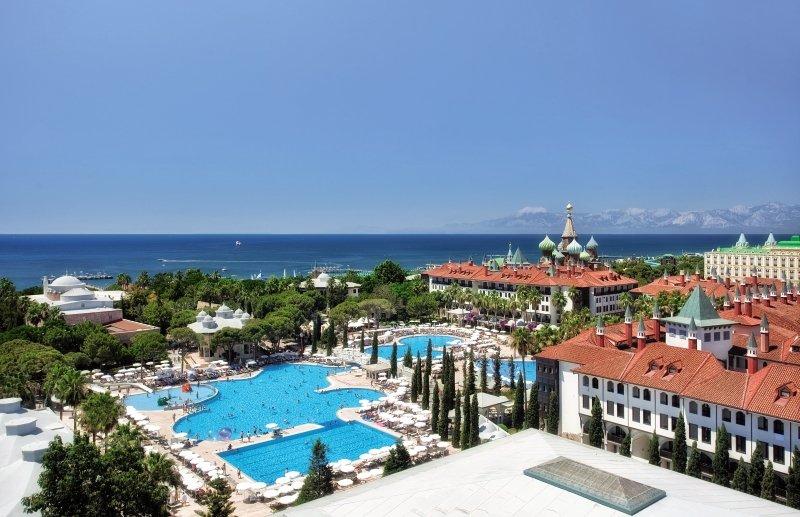 Swandor Hotel & Resort Topkapi Palace in Türkische Riviera - Bild von FTI Touristik