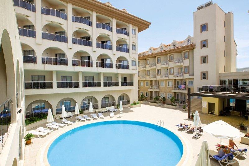 Diamond Beach Hotel in Türkische Riviera - Bild von FTI Touristik