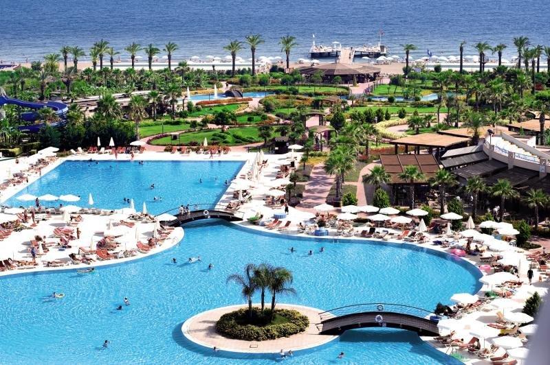 Hotel Miracle Resort in Türkische Riviera - Bild von FTI Touristik