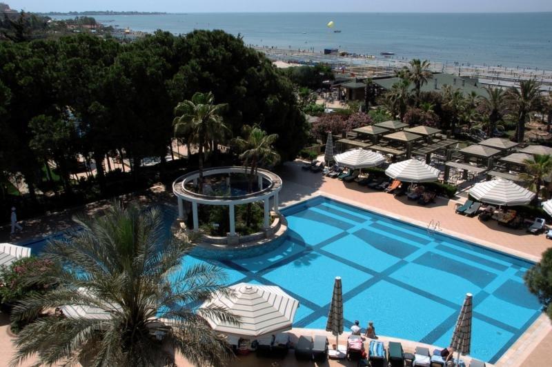 Hotel Oleander Side 1220 Bewertungen - Bild von FTI Touristik