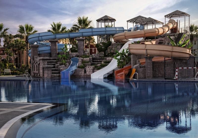 Hotel Club Mega Saray in Türkische Riviera - Bild von FTI Touristik