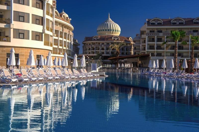 Kirman Hotels Belazur Resort & SPA 551 Bewertungen - Bild von FTI Touristik