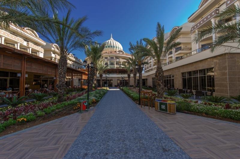 Kirman Hotels Belazur Resort & SPA in Türkische Riviera - Bild von FTI Touristik