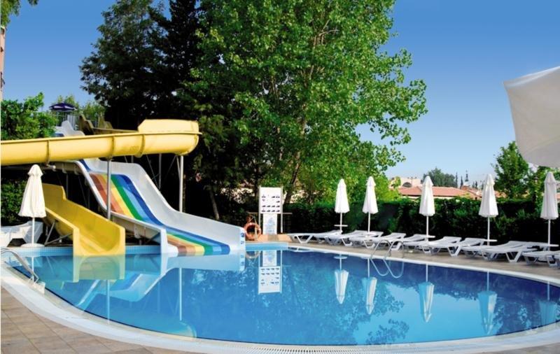 Hotel Larissa Stone Palace in Türkische Riviera - Bild von FTI Touristik
