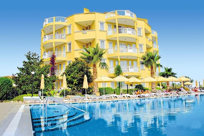 Club Paradiso Hotel in Türkische Riviera - Bild von FTI Touristik
