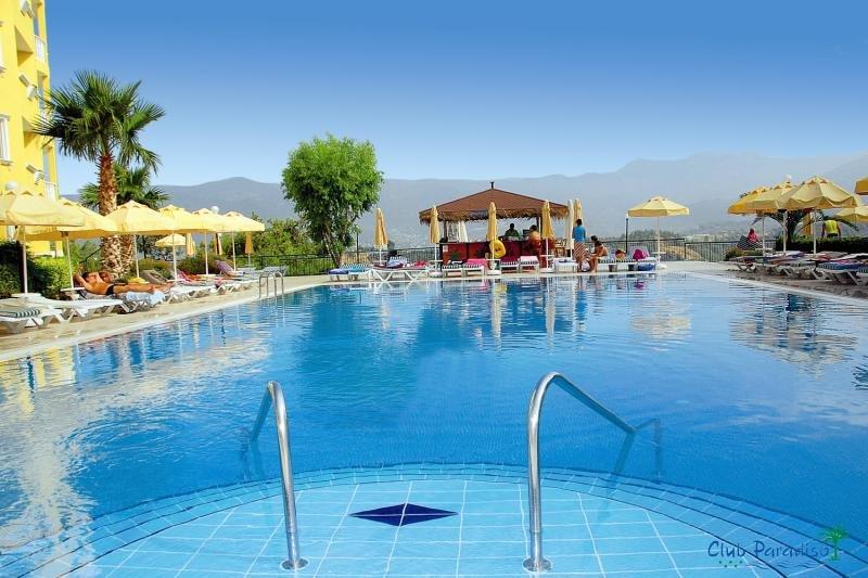Club Paradiso Hotel günstig bei weg.de buchen - Bild von FTI Touristik