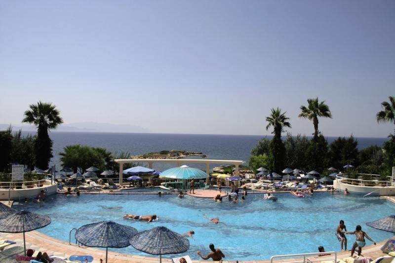 Hotel The Grand Blue Sky International in Türkische Ägäisregion - Bild von FTI Touristik