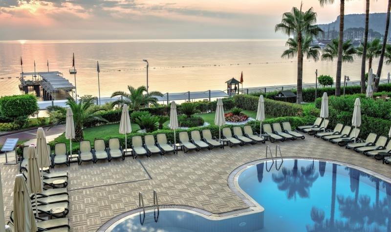 Hotel Golden Lotus in Türkische Riviera - Bild von FTI Touristik
