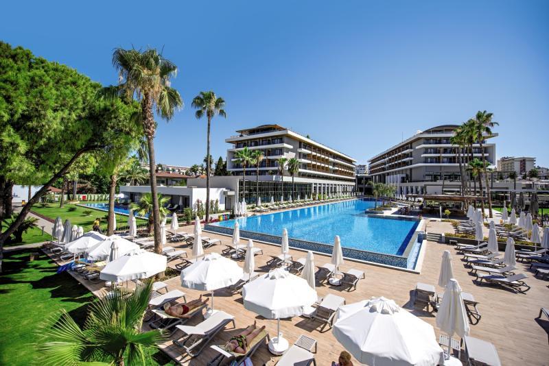 Hotel Acanthus & Cennet Barut Collection in Türkische Riviera - Bild von FTI Touristik