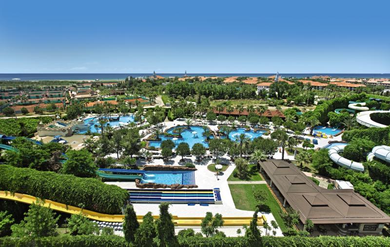 Hotel Ali Bey Park Manavgat günstig bei weg.de buchen - Bild von FTI Touristik