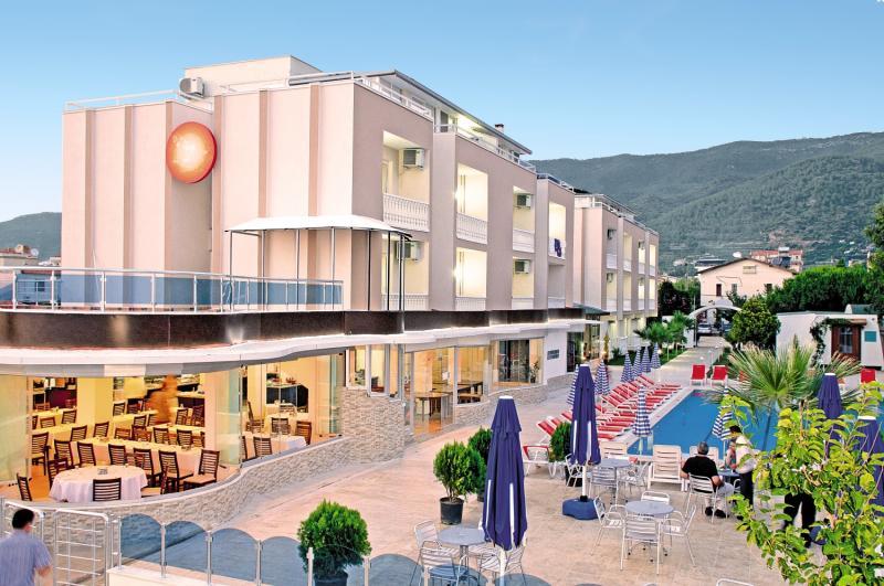 Hotel Dogan Beach Resort & Spa günstig bei weg.de buchen - Bild von FTI Touristik