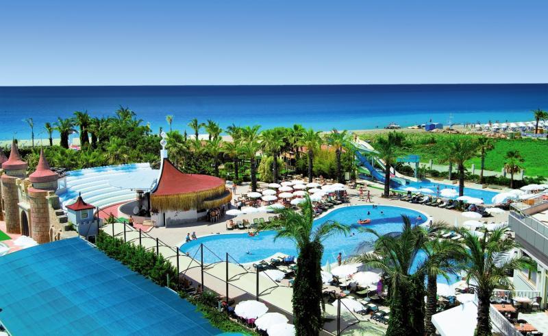Hotel Aydinbey Famous Resort in Türkische Riviera - Bild von FTI Touristik