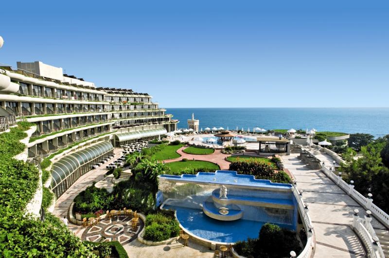 Hotel Crystal Sunrise Queen Luxury Resort & Spa in Türkische Riviera - Bild von FTI Touristik