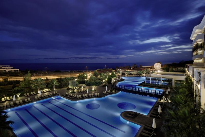 Alba Royal Hotel in Türkische Riviera - Bild von FTI Touristik