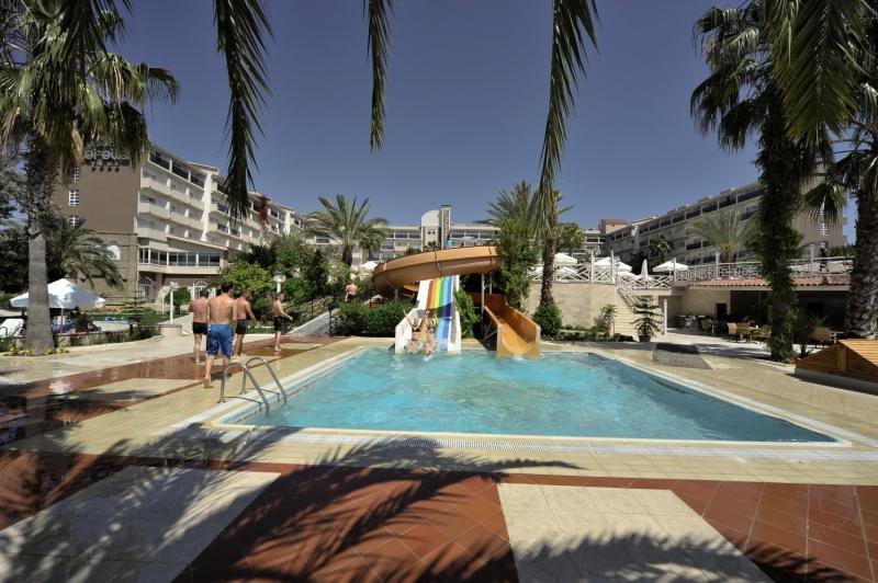 Side Corolla Hotel in Türkische Riviera - Bild von FTI Touristik