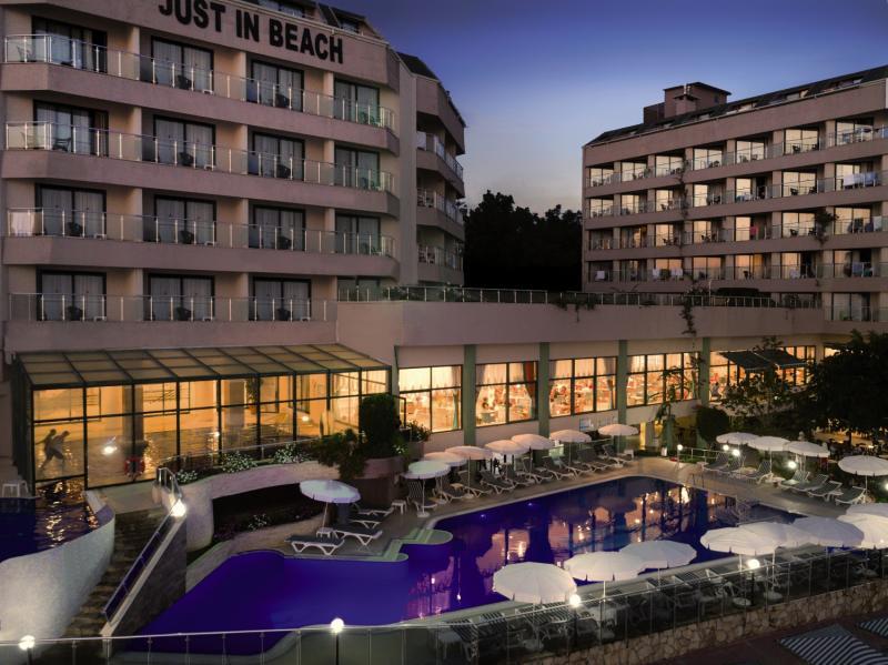 Hotel Aska Just In Beach günstig bei weg.de buchen - Bild von FTI Touristik