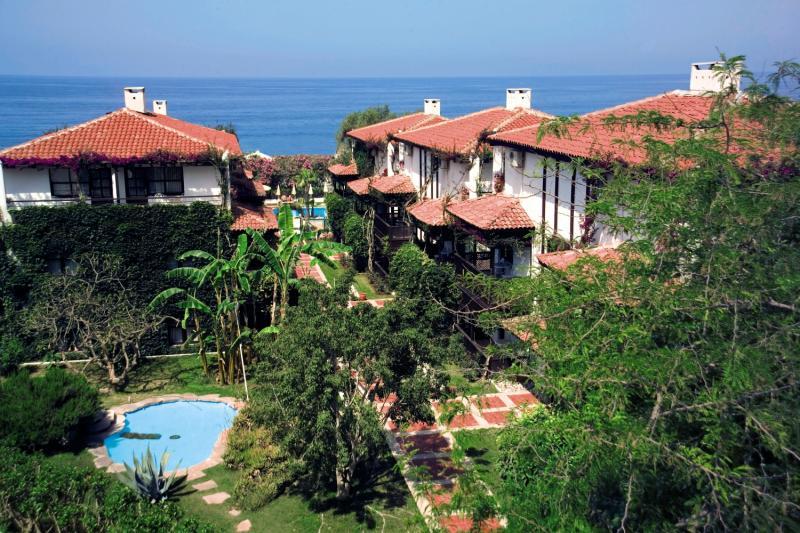 Club Hotel Titan in Türkische Riviera - Bild von FTI Touristik
