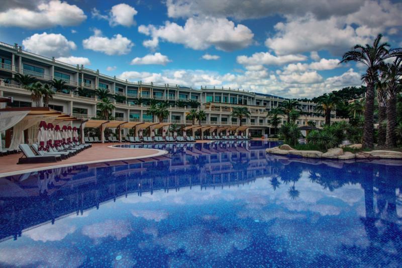 Vogue Hotel Bodrum in Halbinsel Bodrum - Bild von FTI Touristik