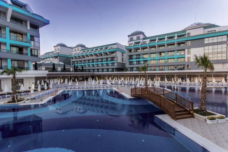 Hotel Sensitive Premium Resort in Türkische Riviera - Bild von FTI Touristik