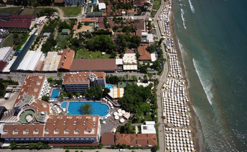 Hotel Side Star Beach in Türkische Riviera - Bild von FTI Touristik