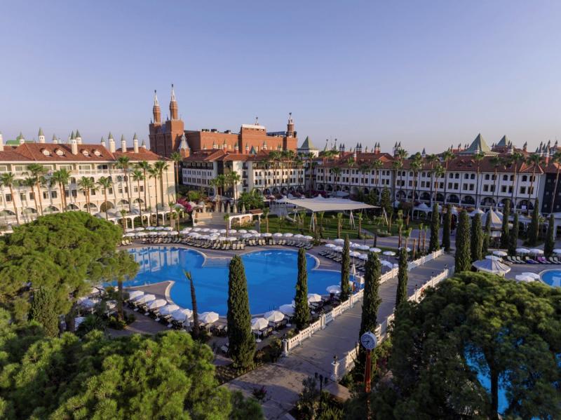 Swandor Hotel & Resort Topkapi Palace günstig bei weg.de buchen - Bild von FTI Touristik