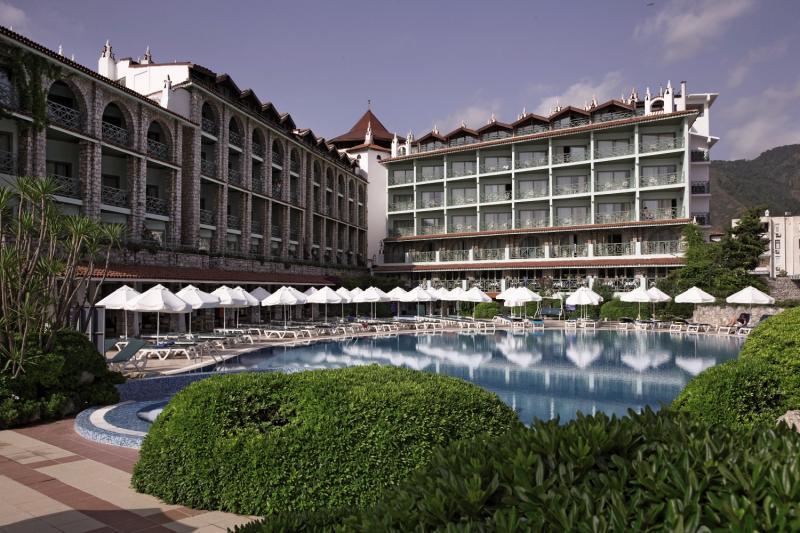 Hotel Marti La Perla in Türkische Ägäisregion - Bild von FTI Touristik
