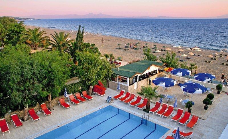 Hotel Dogan Beach Resort & Spa in Türkische Ägäisregion - Bild von FTI Touristik