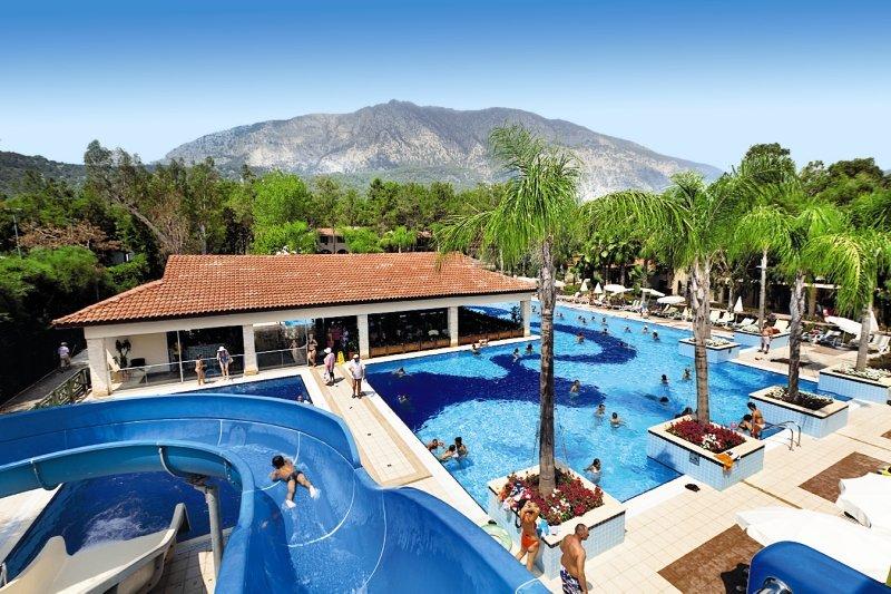 Hotel Champion Holiday Village in Türkische Riviera - Bild von FTI Touristik