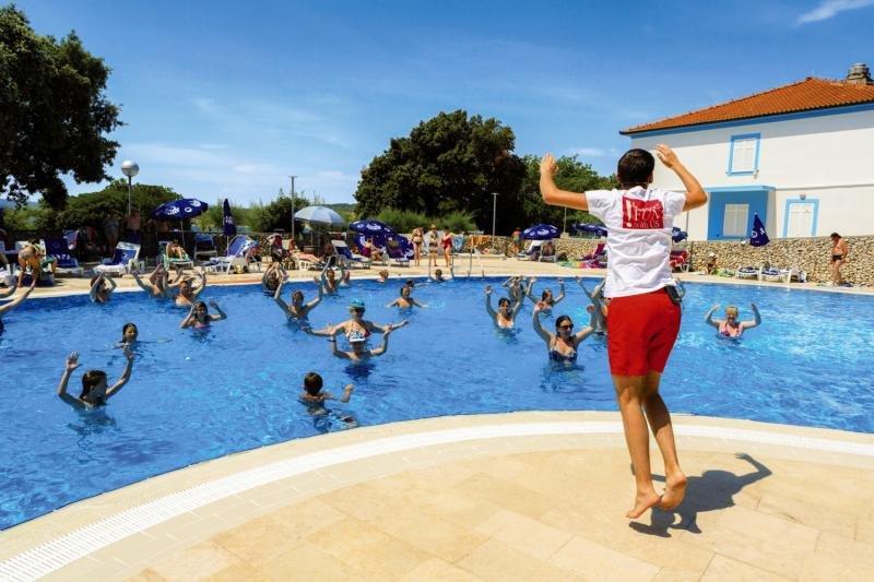 Dražica Hotel Resort in Nordadriatische Inseln - Bild von FTI Touristik