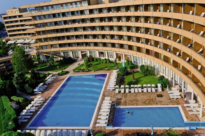 Grand Hotel Pomorie günstig bei weg.de buchen - Bild von FTI Touristik