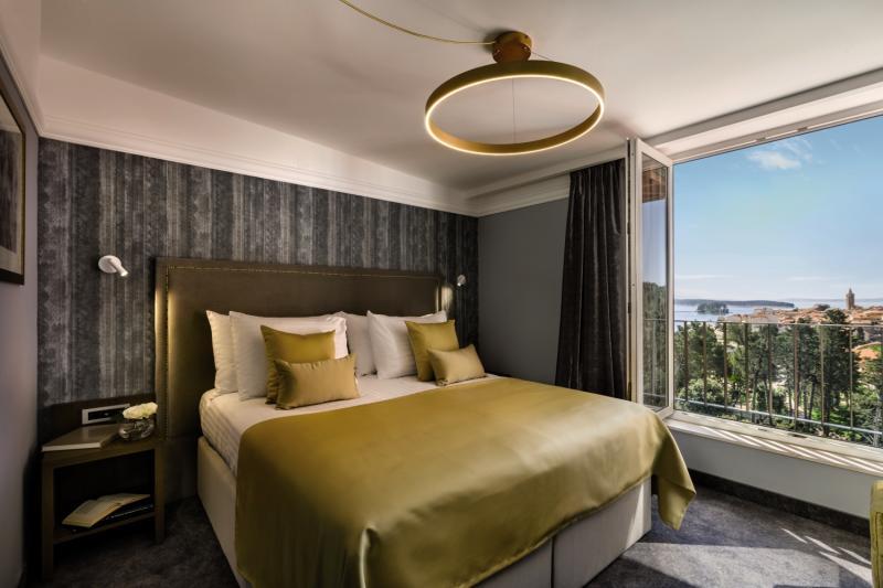 Hotelzimmer mit Tennis im Valamar Collection Imperial Hotel