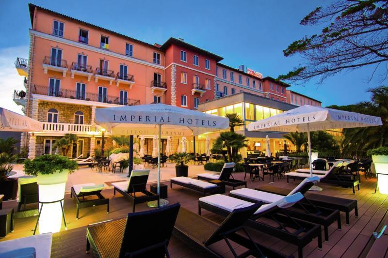 Valamar Collection Imperial Hotel günstig bei weg.de buchen - Bild von FTI Touristik