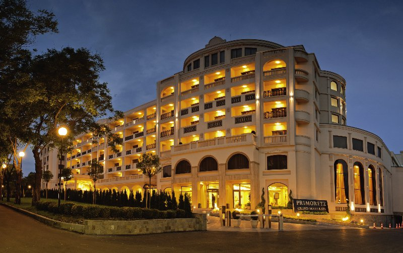 Grand Hotel & Spa Primoretz günstig bei weg.de buchen - Bild von FTI Touristik