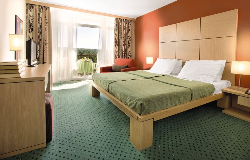 Hotelzimmer mit Fitness im Hotel Beli Kamik