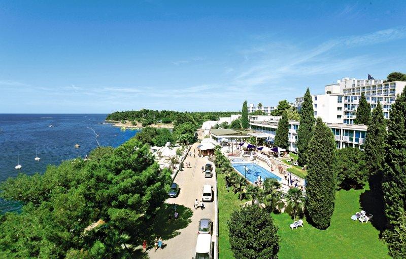 Hotel Zorna Plava Laguna günstig bei weg.de buchen - Bild von FTI Touristik