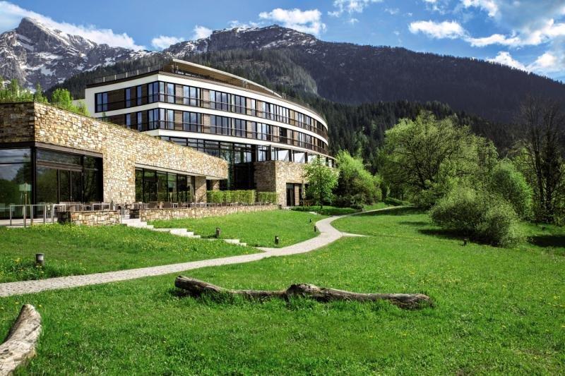 Kempinski Hotel Berchtesgaden in Bayern - Bild von FTI Touristik
